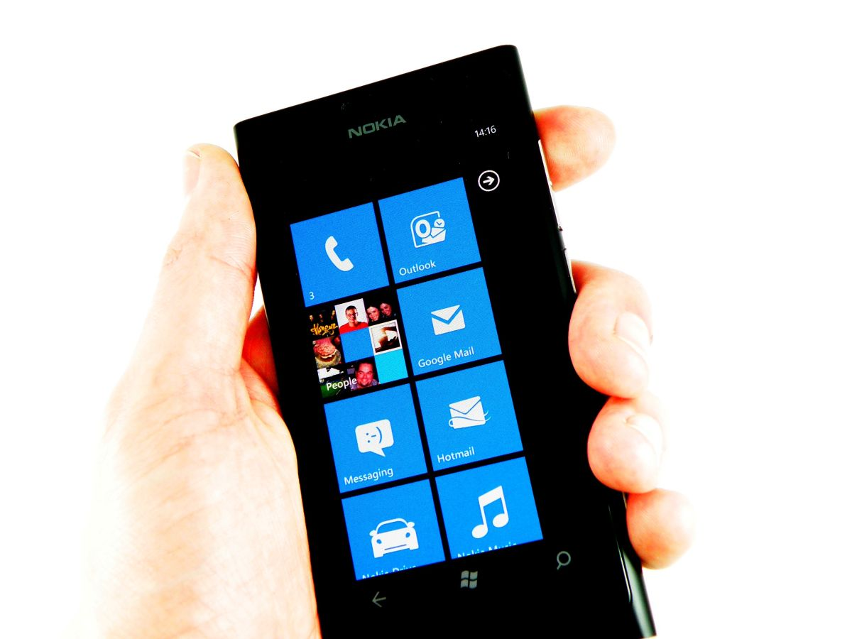 Updating phone Software in Nokia Lumia 610