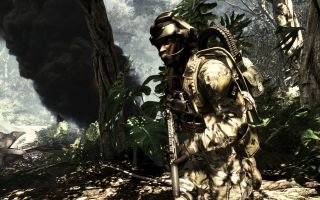 Call of Duty: Ghosts screenshot analysis: special forces, jungles, random armchairs and frightened fish