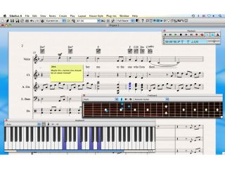 Sibelius 6 promises speedy score creation