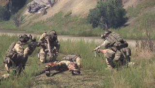 Arma 3 community guide explains teamwork tactics | PC Gamer