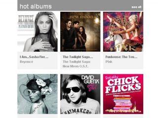 MSN Music - not gunnig for Spotify
