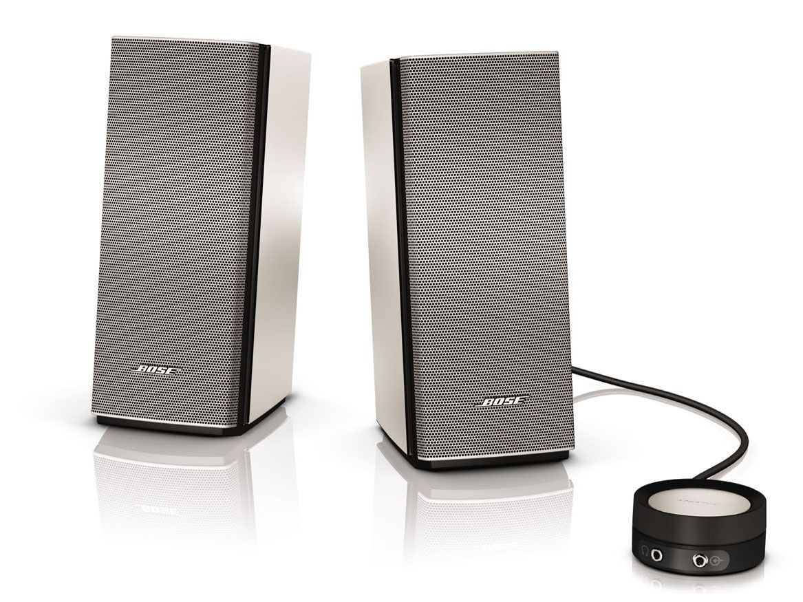 Car Sound Systems >> Bose launches small but mighty Companion 20 computer ...