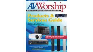 AV Worship Products & Services Guide