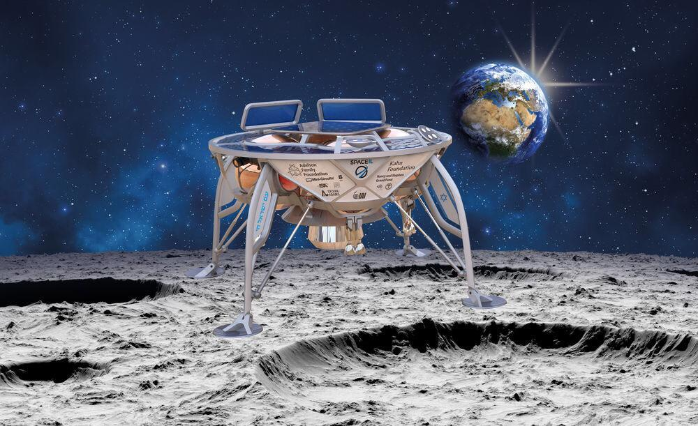 SpaceIL's Beresheet Lunar Lander: Israel's 1st Trip to the Moon | Space
