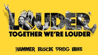Louder: About us and Contact