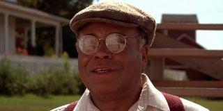 James Earl Jones in Coming to America
