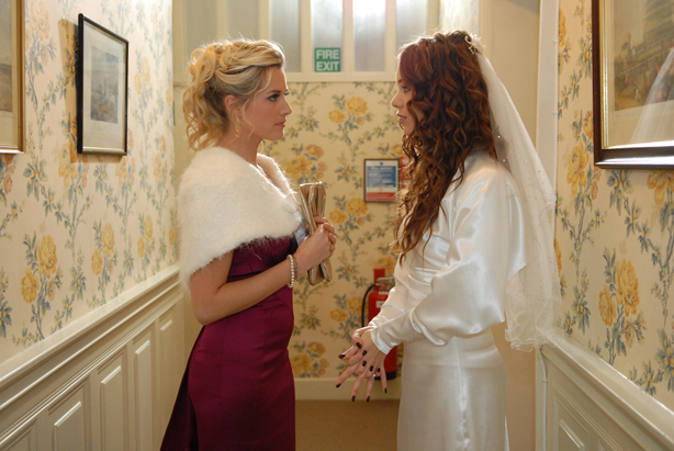 Louise and Mandy finalise their plan