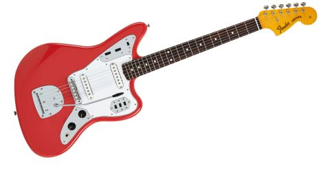 A proper gloss nitrocellulose lacquer, the Fiesta Red finish looks and feels like the real deal