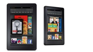 Kindle Fire boosts Amazon's Q1 earnings