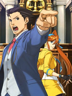 Phoenix Wright Ace Attorney Dual Destinies Review Gamesradar