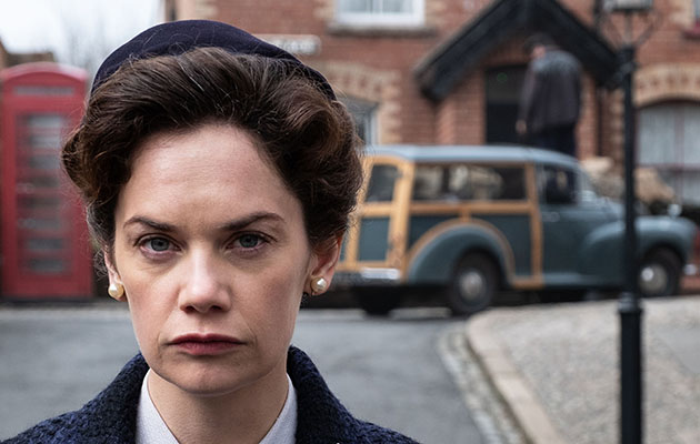 Ruth Wilson plays her own grandmother in drama about her grandfathers secret life as a bigamist