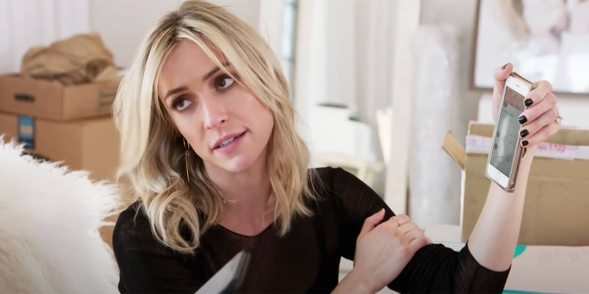 Kristin Cavallari on Very Cavallari 2019