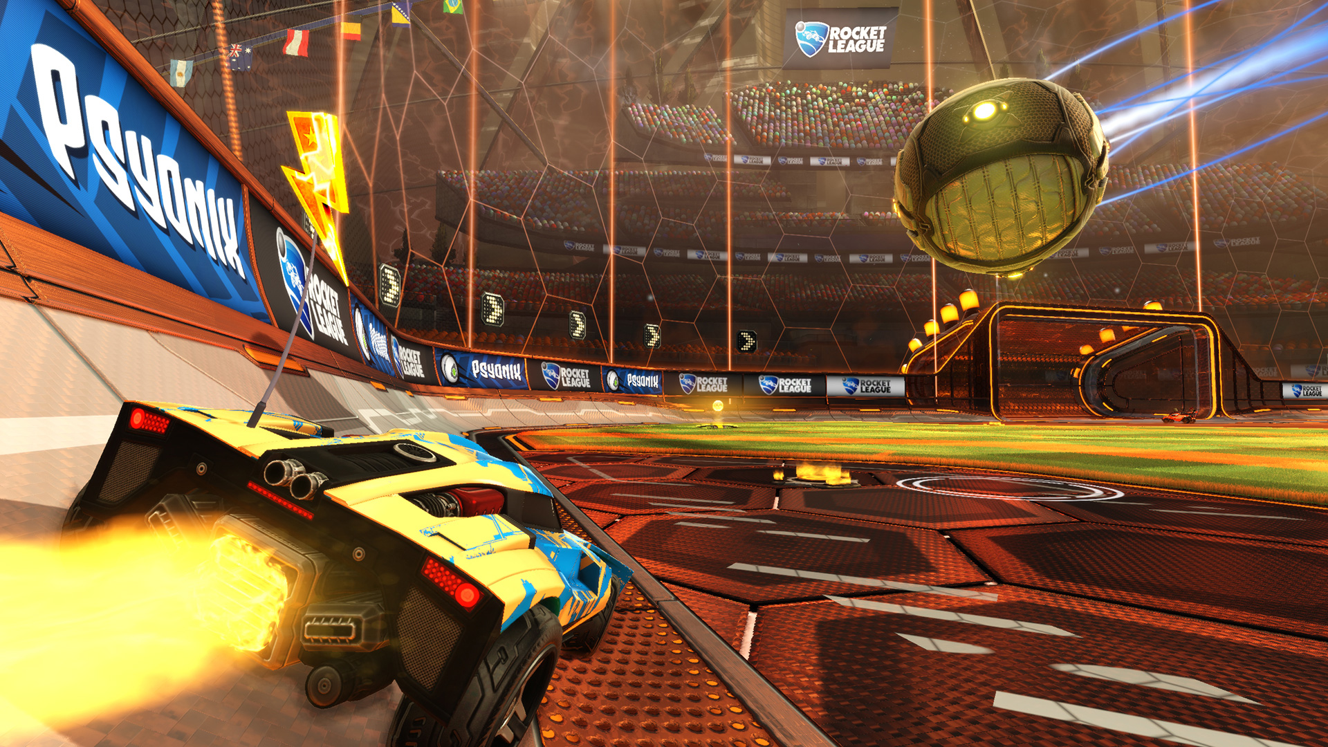 7 tips to help you be a better Rocket League dueller | TechRadar