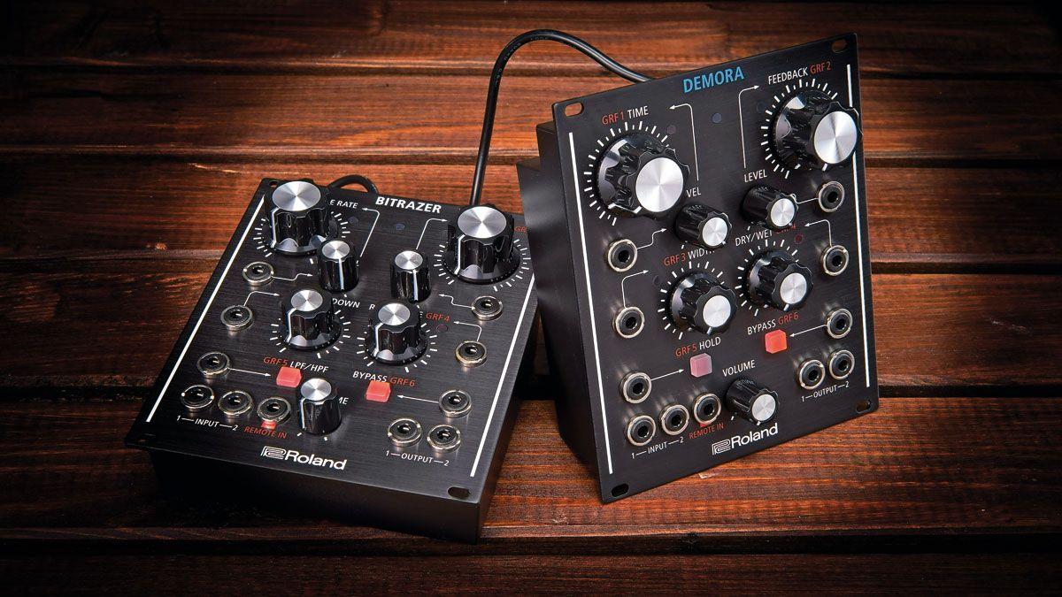 Roland Aira Bitrazer Review Musicradar