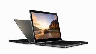 The Chromebook pixel is like using a Formula One car for the school run