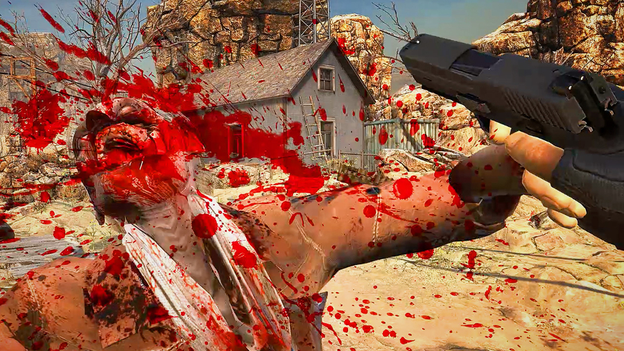 10 Best Zombie Vr Games To Sink Your Teeth Into Techradar