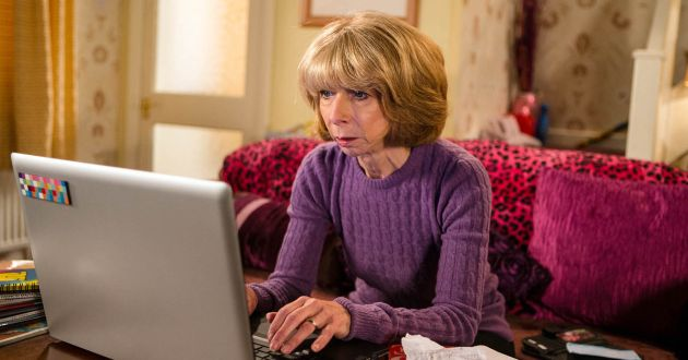 Gail Platt in Coronation Street