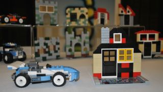 Lego Fusion Digital Experience!