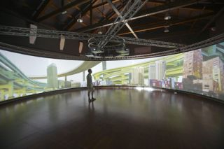 Dataton Provides 360-degree Immersive Display at Venice Biennale