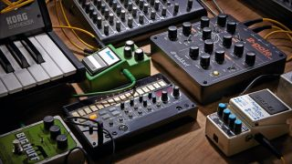 Whether you re using hardware or software when it comes to sound design the trick is to experiment