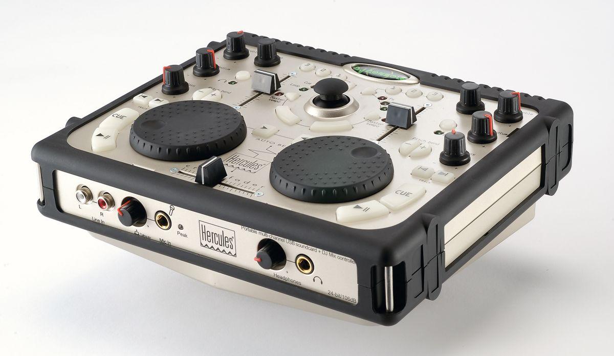 HERCULES DJ CONSOLE MK4 BUY