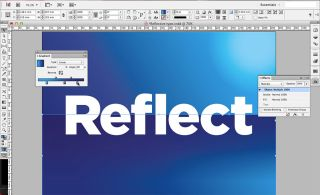 how to make background white in indesign