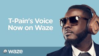 T-Pain on Waze