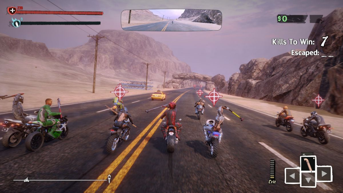road redemption is road rash randomized pc gamer
