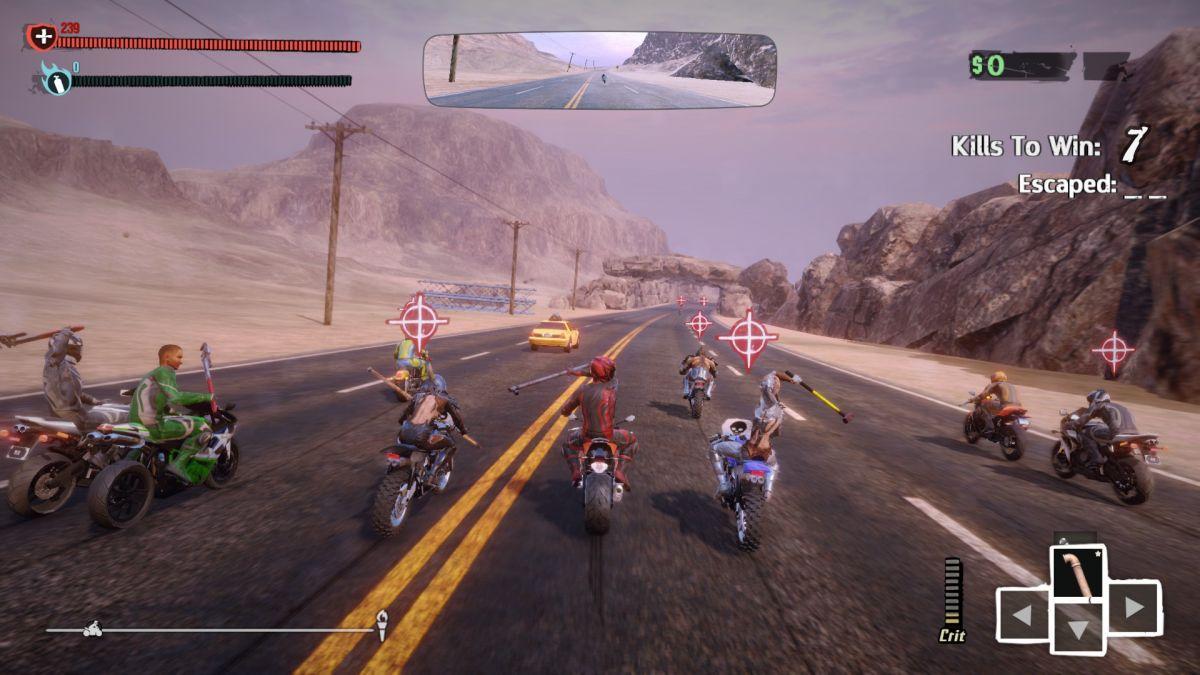 Road Redemption is Road Rash, randomized | PC Gamer