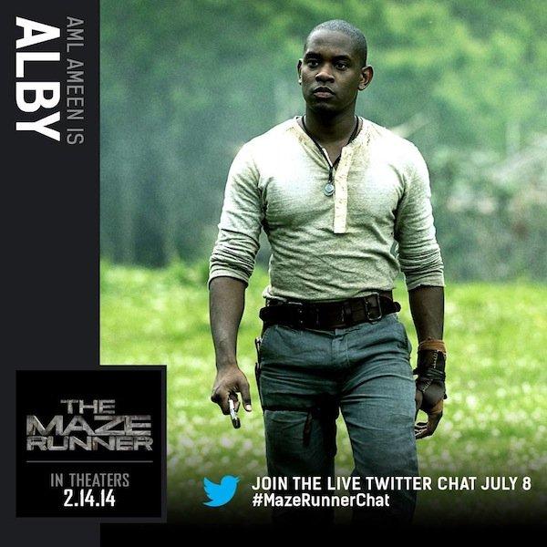 Alby Maze Runner