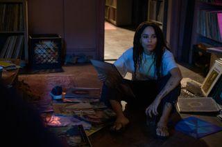 Zoë Kravitz as Rob in High Fidelity.