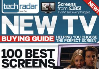 Buy the new TechRadar New TV Buying Guide