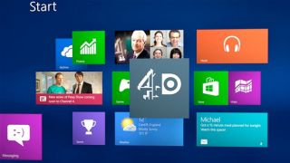 Channel 4 inks deal with Microsoft to bring 4oD to Windows 8