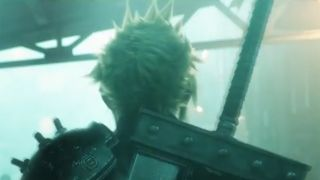 Final Fantasy VII on PS4