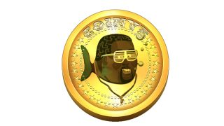 Coinye rises again like some kind of Yeezus
