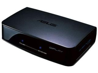 Asus launches new O!play high def media player