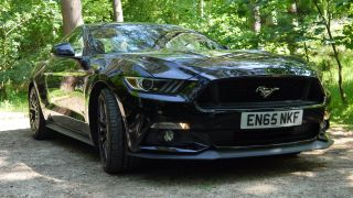 2016 Ford Mustang: American muscle gets its British passport