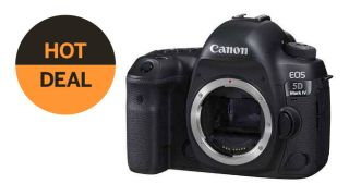 £800 off Canon EOS 5D Mark IV with The Photography Show deal!