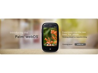Get the Palm Pre to the UK now!