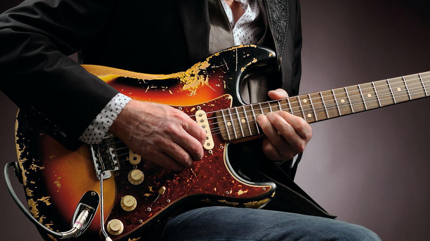 5 essential blues guitar turnaround solos