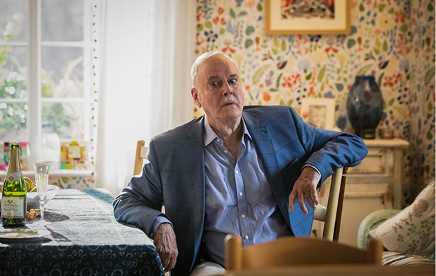 John Cleese on his new sitcom Hold the Sunset: 'I see a parallel with A Fish Called Wanda'
