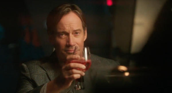 supergirl kevin sorbo wine