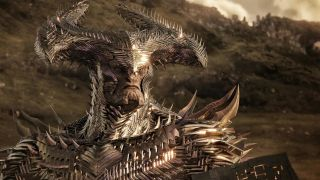 Steppenwolf in Zack Snyder's Justice League