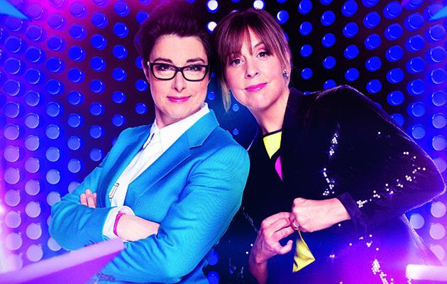 Mel and Sue, Sue Perkins