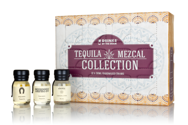 tequila and mezcal collection