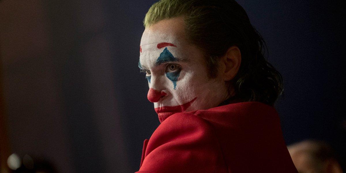 Joker staring down Murray