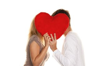 What does kissing mean to a guy