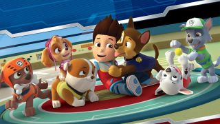 Best shows for 5 year olds Paw Patrol on Nick Jr.