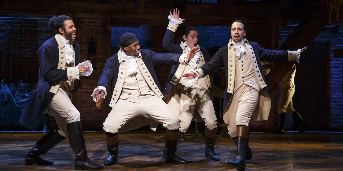 Lin-Manuel Miranda Reveals He Came Up With Hamilton And In The Heights Finales In The Very Same Way