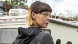 Pollyanna McIntosh as Jadis/Anne in The Walking Dead.